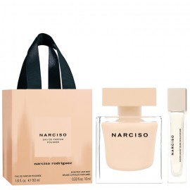 NARCISO RODRIGUEZ NARCISO POUDREE EDP vap 50 ml LOTE 2 pz