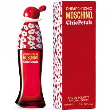 MOSCHINO CHIC PETALS EDT vap 100 ml