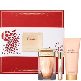CARTIER LA PANTHERE EDP vap 75 ml LOTE 3 pz