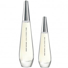 ISSEY MIYAKE L EAU D ISSEY PURE EDP vap 90 ml LOTE 2 pz
