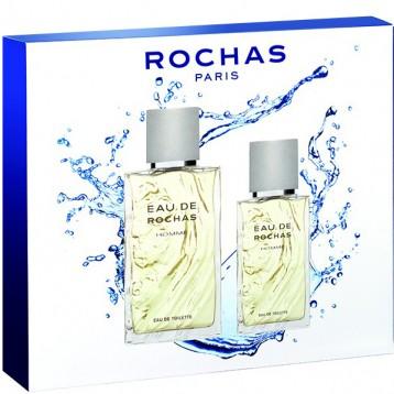 ROCHAS EAU DE ROCHAS HOMME EDT vap 100 ml LOTE 2 pz