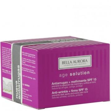 BELLA AURORA AGE SOLUTION SPF15 50 ml