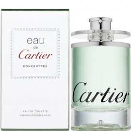 CARTIER EAU CONCENTREE EDT vap 100 ml