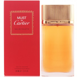 CARTIER MUST EDT vap 100 ml