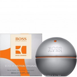 HUGO BOSS BOSS IN MOTION EDT vap 90 ml