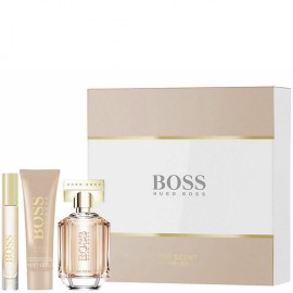 HUGO BOSS BOSS THE SCENT FOR HER EDP vap 50 ml LOTE 3 pz