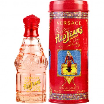 VERSACE RED JEANS EDT vap 75 ml