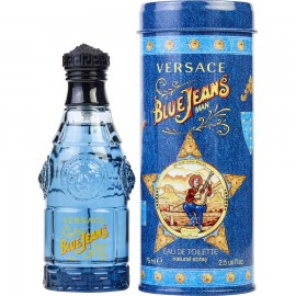 VERSACE BLUE JEANS EDT vap 75 ml