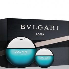 BVLGARI AQVA POUR HOMME EDT vap 100 ml LOTE 2 pz