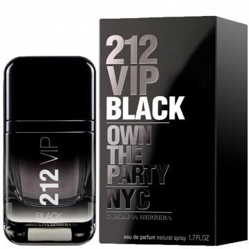 CAROLINA HERRERA 212 VIP BLACK EDP vap 200 ml