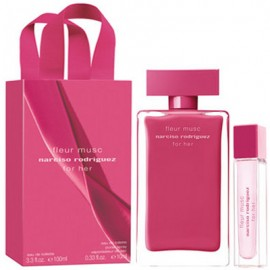 NARCISO RODRIGUEZ FOR HER FLEUR MUSC EDP vap 100 ml LOTE 2 pz