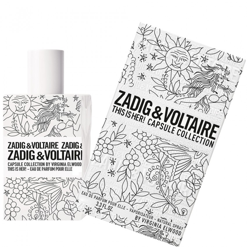 ZADIG & VOLTAIRE THIS IS HER! CAPSULE COLLECTION EDP vap 100 ml