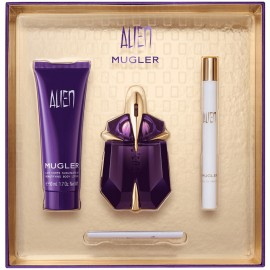 THIERRY MUGLER ALIEN EDP vap 30 ml LOTE 3 pz RECARGABLE