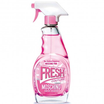 MOSCHINO FRESH PINK COUTURE EDT vap 100 ml