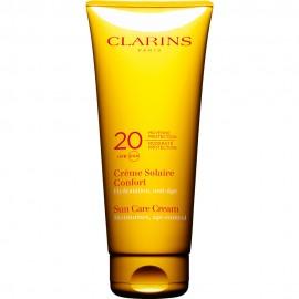 CLARINS CREME SOLAIRE CONFORT UVA/UVB 20 200 ml