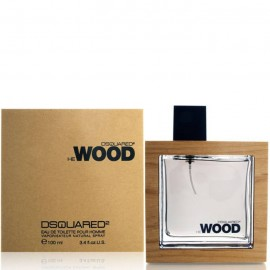 DSQUARED2 HE WOOD EDT vap 100 ml
