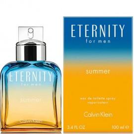 CALVIN KLEIN ETERNITY FOR MEN SUMMER EDT vap 100 ml