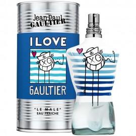 JEAN PAUL GAULTIER LE MALE EAU FRAICHE EDT vap 125 ml