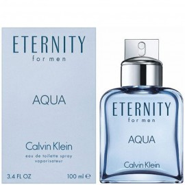 CALVIN KLEIN ETERNITY AQUA FOR MEN EDT vap 100 ml