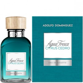 ADOLFO DOMINGUEZ AGUA FRESCA CITRUS CEDRO EDT vap 120 ml