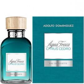 ADOLFO DOMINGUEZ AGUA FRESCA CITRUS CEDRO EDT vap 230 ml