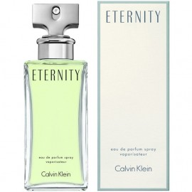 CALVIN KLEIN ETERNITY EDP vap 50 ml