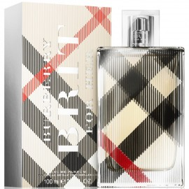 BURBERRY BRIT FOR HER EDP vap 100 ml
