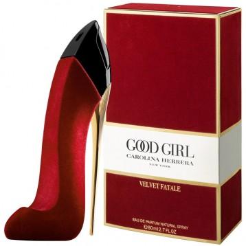 CAROLINA HERRERA GOOD GIRL VELVET FATALE EDP vap 80 ml
