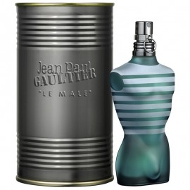 JEAN PAUL GAULTIER LE MALE EDT vap 125 ml (SIN CAJA)