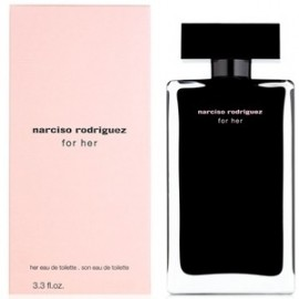 NARCISO RODRIGUEZ FOR HER EDT vap 100 ml (SIN CAJA)