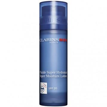 CLARINS MEN FLUIDE SUPER HYDRATANT SPF20 50 ml