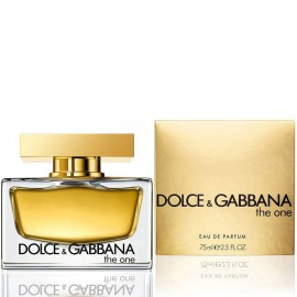 DOLCE & GABBANA THE ONE EDP vap 75 ml