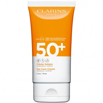 CLARINS CREME SOLAIRE CORPS SPF50 150 ml