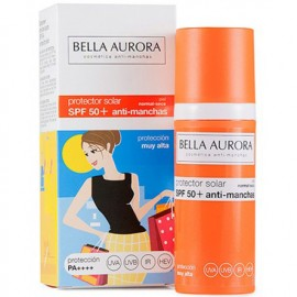 BELLA AURORA FLUIDO SOLAR ANTIMANCHAS SPF50+ 50 ml