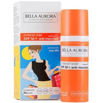 BELLA AURORA FLUIDO SOLAR ANTIMANCHAS SPF50+ 50 ml