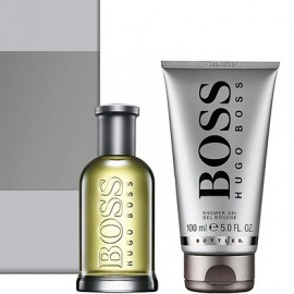 HUGO BOSS BOSS BOTTLED MEN EDT vap 100 ml LOTE 2 pz