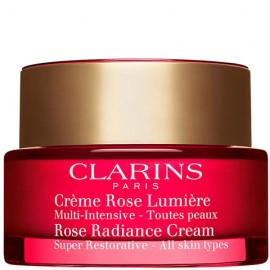 CLARINS CREME ROSE LUMIERE TP 50 ml