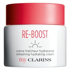 CLARINS MC RE-BOOST CREME FRAICHEUR HYDRATANTE 50 ml