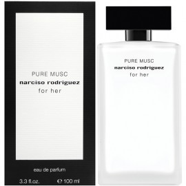 NARCISO RODRIGUEZ PURE MUSC FOR HER EDP vap 100 ml