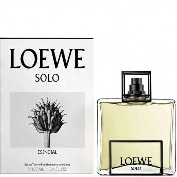 LOEWE SOLO LOEWE ESENCIAL EDT vap 100 ml