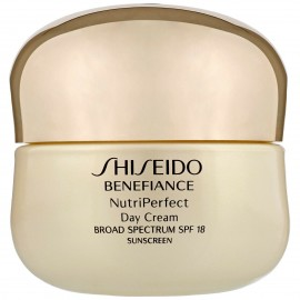 SHISEIDO BENEFICIANCE NUTRIPERFECT DAY CREAM SPF18 50 ml