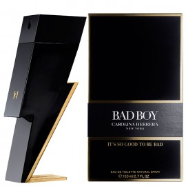 CAROLINA HERRERA BAD BOY EDT vap 100 ml