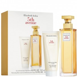 ELIZABETH ARDEN 5 th AVENUE EDP vap 125 ml LOTE 2 pz
