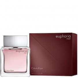 CALVIN KLEIN EUPHORIA MEN EDT vap 100 ml
