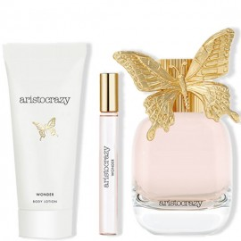 ARISTOCRAZY WONDER EDT vap 80 ml LOTE 3 pz