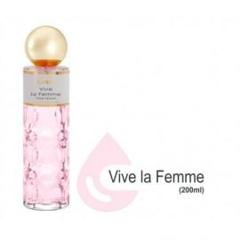 VIVE LA FEMME SAPHIR EDP 200 ML