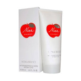 NINA RICCI SOFT BODY LOTION 100 ml