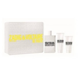 ZADIG & VOLTAIRE THIS IS HER BE ROCK vap 100 ml LOTE 3 pz