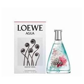 LOEWE AGUA DE LOEWE MAR DE CORAL EDT vap 100 ml