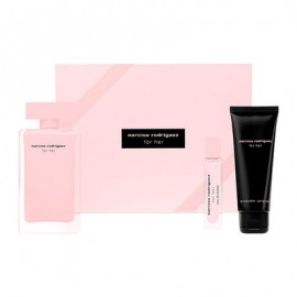 NARCISO RODRIGUEZ FOR HER EDP vap 100 ml LOTE 3 pz